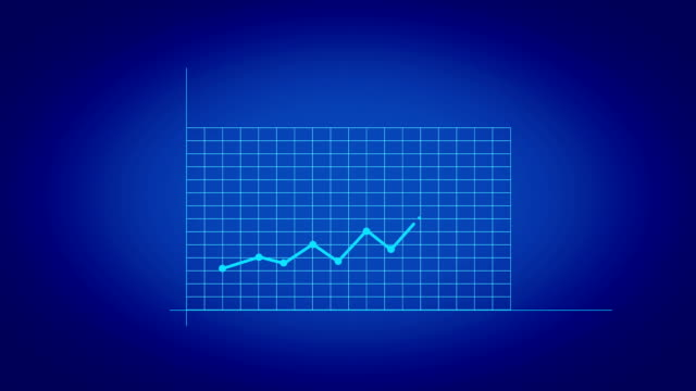 business graph - chart stock videos & royalty-free footage