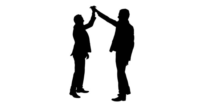 business high five - recruitment stock videos & royalty-free footage
