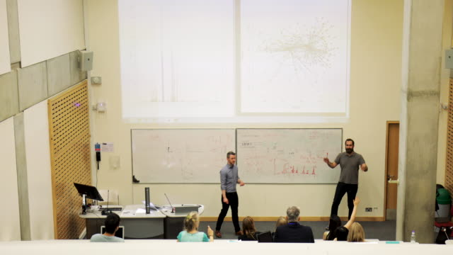 Business Lecture in Seminar
