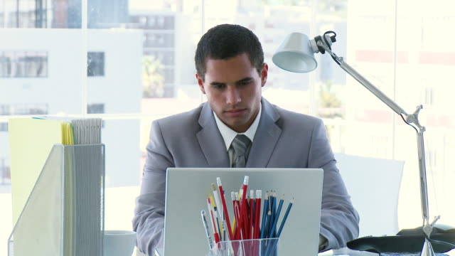ms business men working in office / cape town, south africa - see other clips from this shoot 1790 stock videos & royalty-free footage