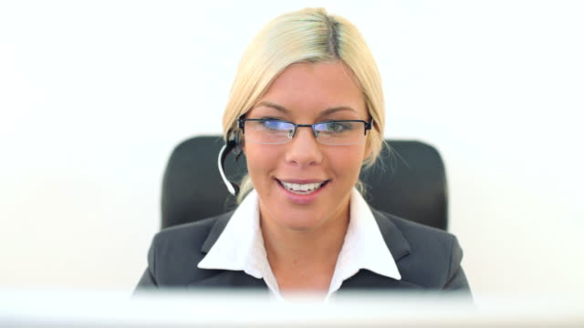 business operator - switchboard operator stock videos & royalty-free footage
