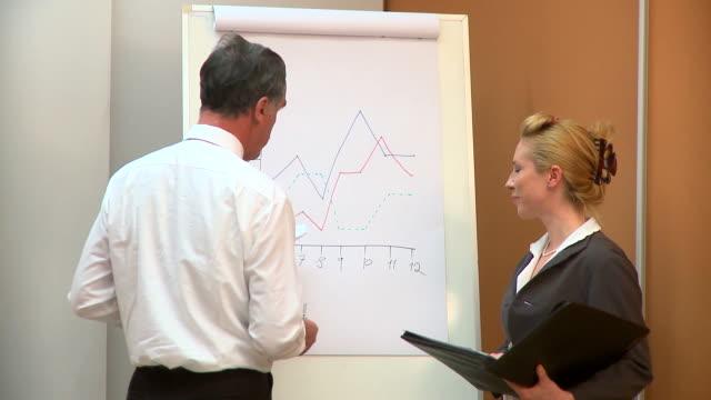 vidéos et rushes de hd : partenaires d'affaires - chemise et cravate