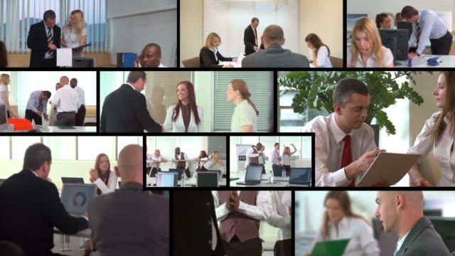 HD MONTAGE: Business Partnership