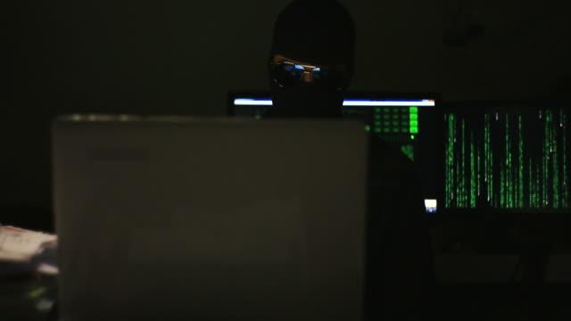 Business People hacker