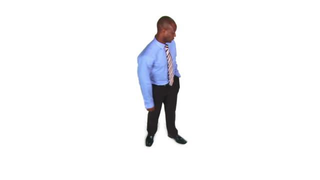 vídeos de stock e filmes b-roll de grou de hd: negócios pessoas - camisa e gravata