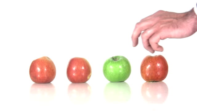 Business Auswahl Individualität