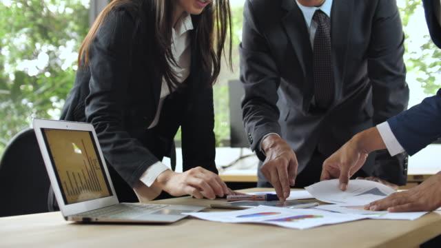 ビジネス戦略 - コミュニケーション点の映像素材/bロール