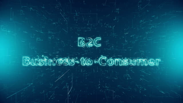 Business-To-Consumer B2C