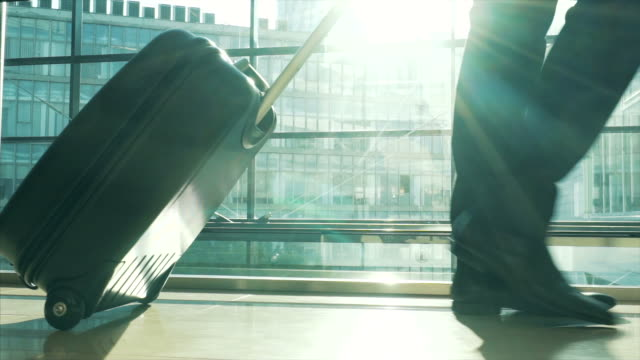 business travel. - airport stock videos & royalty-free footage