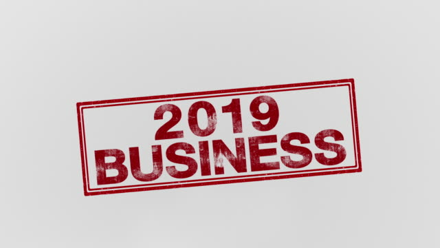 2019 business - annuncio economico video stock e b–roll