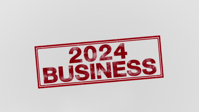 2024 business - annuncio economico video stock e b–roll