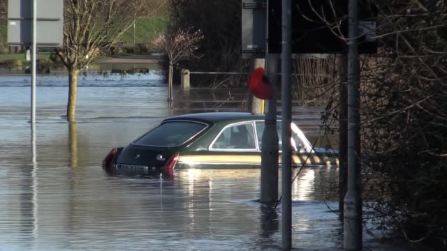 businesses in snaith east yorkshire are swamped by flood waters plus interview with tim marshall the landlord of a hairdressers and tattoo parlour... - living room stock videos & royalty-free footage