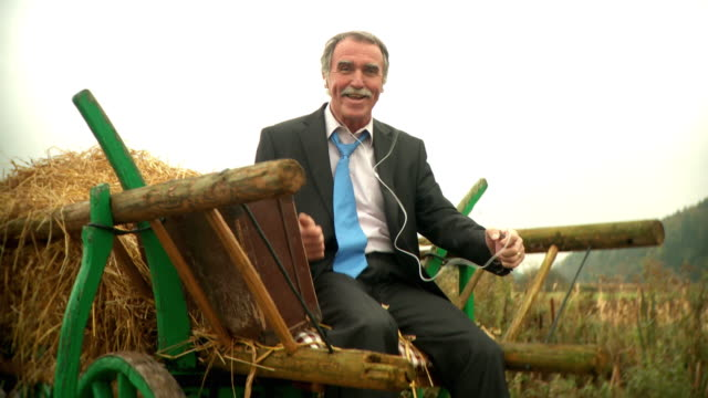 HD: Geschäftsmann Reisen