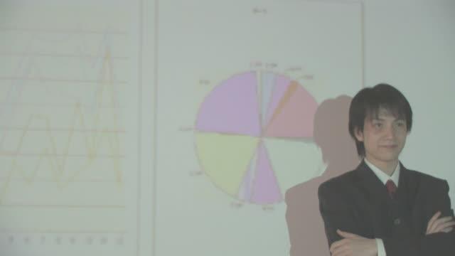 businessman - 全套西裝 個影片檔及 b 捲影像