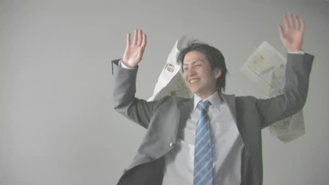 businessman - 新聞点の映像素材/bロール
