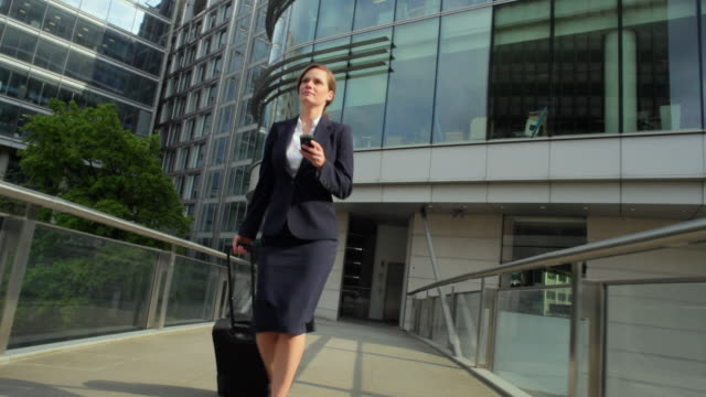 ms pov businesswoman walking through city / london, uk - businesswoman stock videos & royalty-free footage
