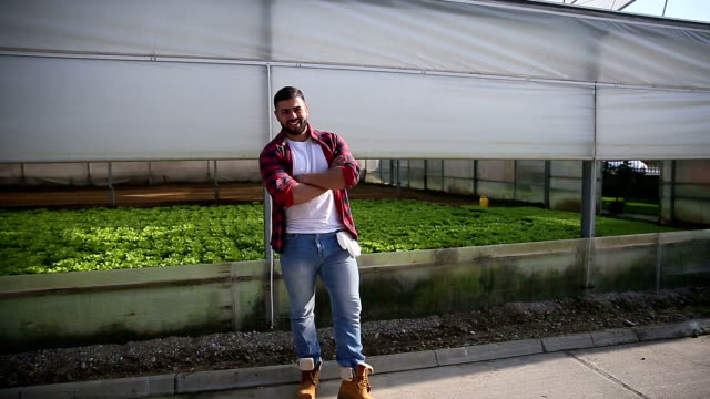 bussinesman in agriculture - trousers stock videos & royalty-free footage