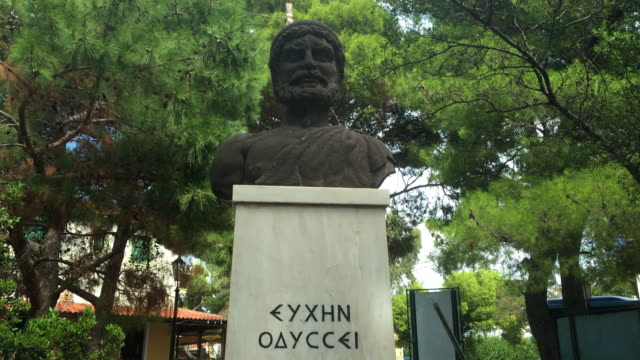 Bust of Odysses