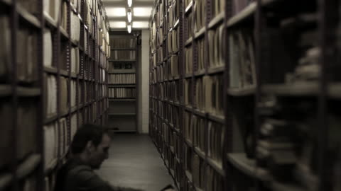 busy archiving office worker - file stock videos & royalty-free footage