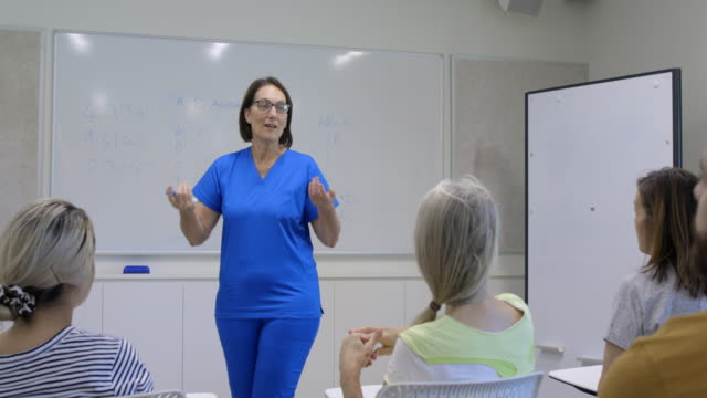 a busy classroom - expertise stock videos & royalty-free footage