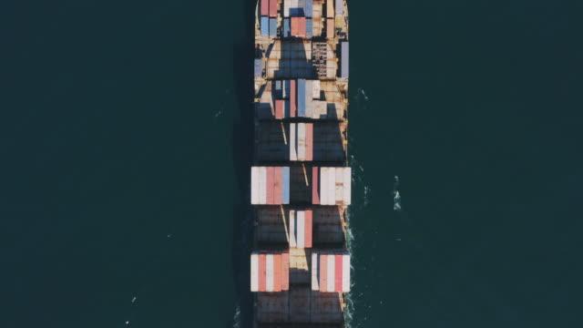 海運業界の忙しい日 - 唯一点の映像素材/bロール