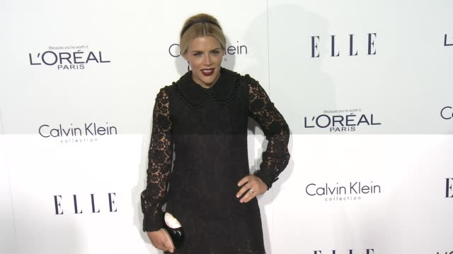 Busy Philipps at the 2015 ELLE Women in Hollywood Awards at Four Seasons Hotel Los Angeles at Beverly Hills on October 19 2015 in Los Angeles...