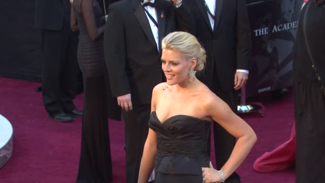 Busy Philipps at the 83rd Annual Academy Awards Arrivals Part 2 at Hollywood CA