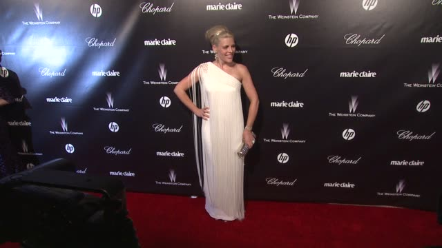 Busy Philipps at The Weinstein Company Golden Globe AfterParty at The Beverly Hilton Hotel on 1/15/12 in Los Angeles CA