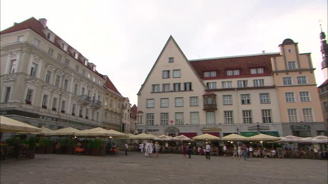 Busy Plaza, Tallinn, Estonia