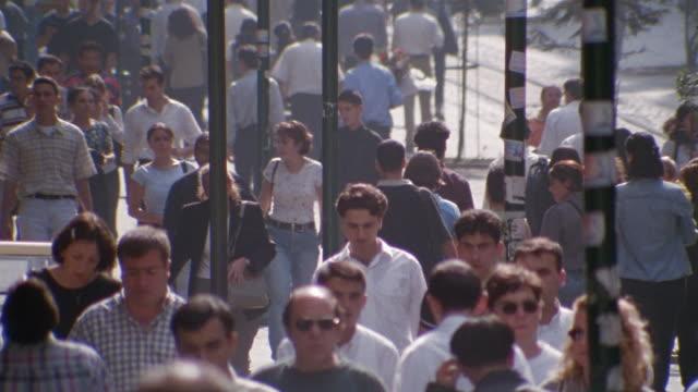 SM HA MS busy street scene/ Istanbul