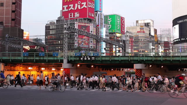 WS Busy street / Tokyo, Japan