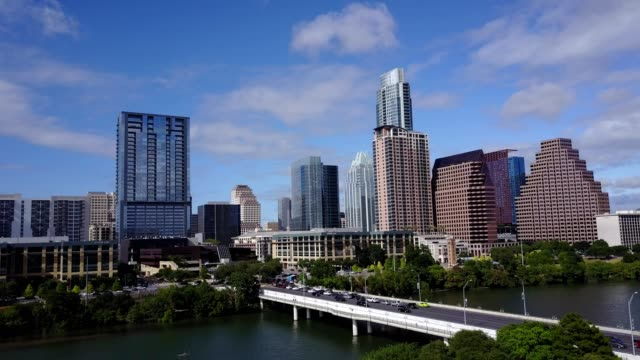 Busy Streets of Austin