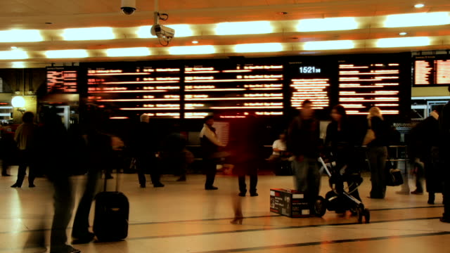 busy train departures/arrival - french overseas territory stock videos & royalty-free footage
