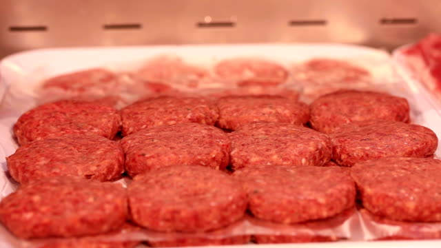 butcher shop - beef stock videos & royalty-free footage
