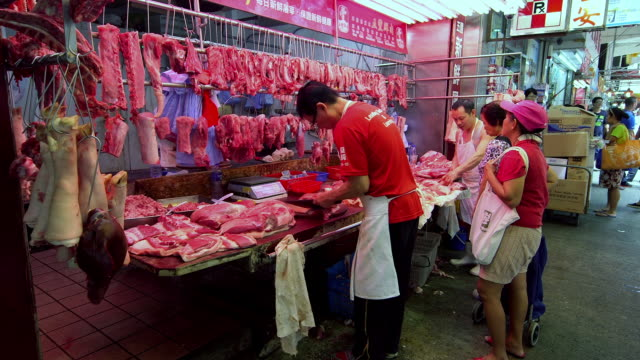 Butchery To Wet Street