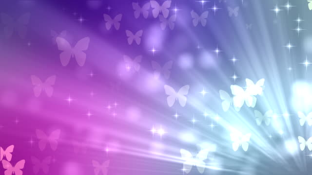 butterfly background (loopable) - butterfly stroke stock videos and b-roll footage
