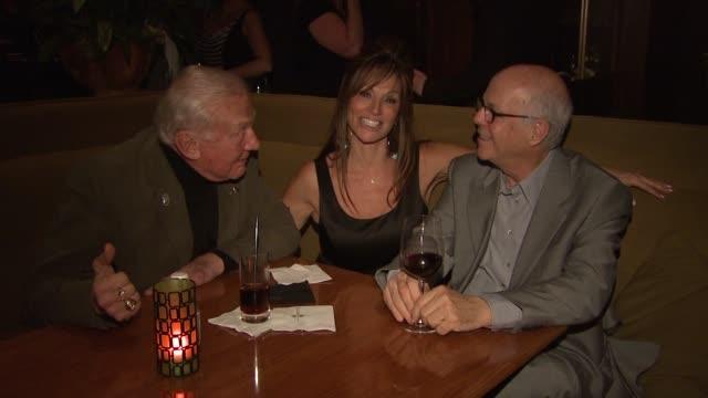 vídeos de stock, filmes e b-roll de buzz aldrin at thewrapcom preoscar party on 2/22/2012 in beverly hills ca - oscar party
