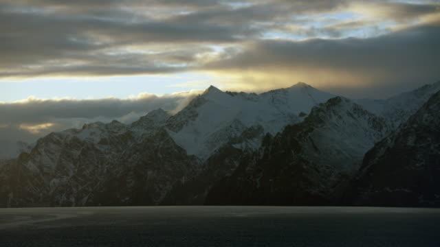 Byam Martin Mountains On Bylot Island