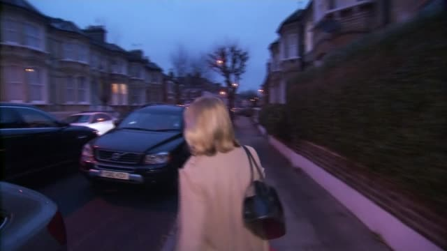 London PHOTOGRAPHY ** Jeremy Hunt MP from house wheeling bicycle Justine Greening MP from house and into car/ DAWN Ends/ Surrey Chris Grayling MP...