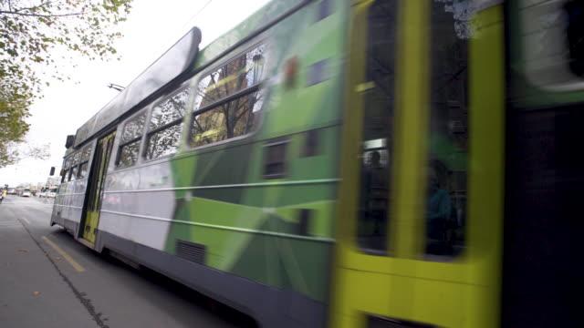 cable tramway - 路面軌道点の映像素材/bロール