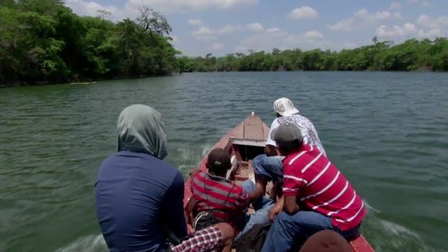 vídeos y material grabado en eventos de stock de cada ano cientos de miles de centroamericanos intentan ingresar a eeuu huyendo de la pobreza y la violencia voiced riesgosa ruta al sueno americano... - ee.uu