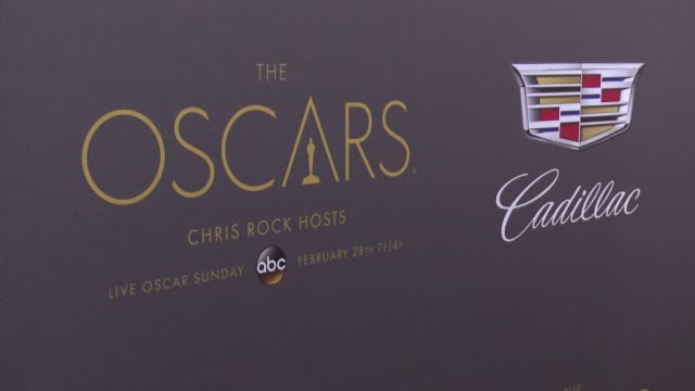 CLEAN – Cadillac Hosts First Ever PreOscar Event at Chateau Marmont on February 25 2016 in Los Angeles California