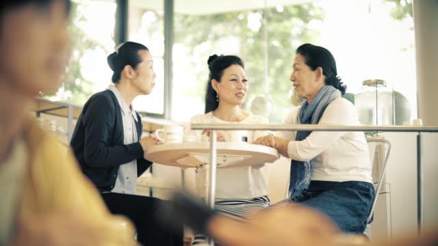 cafe society - 親睦会点の映像素材/bロール