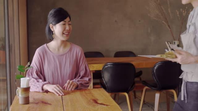 cafe - カフェ点の映像素材/bロール