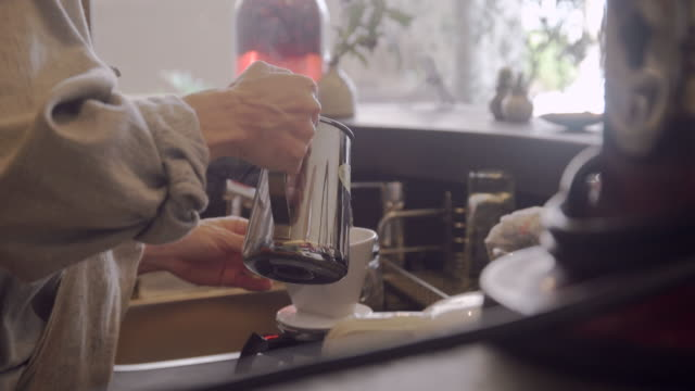 cafe - coffee shop stock videos & royalty-free footage