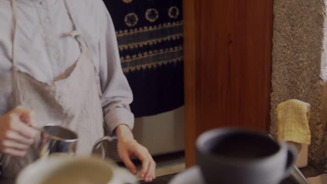 cafe - coffee break stock videos & royalty-free footage