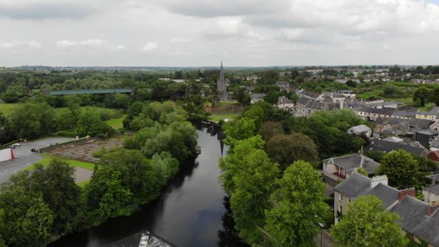 cahir, ireland - castle stock videos & royalty-free footage