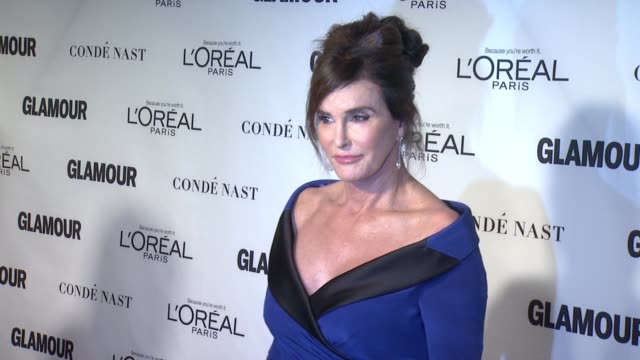 Caitlyn Jenner at Glamour Magazine's 25th Annual Women Of The Year Awards at Carnegie Hall on November 09 2015 in New York City