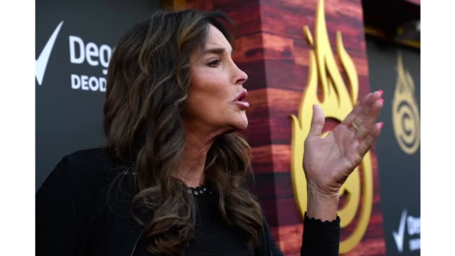 caitlyn jenner attends the comedy central roast of alec baldwin at saban theatre on september 07 2019 in beverly hills california - arts culture and entertainment stock videos & royalty-free footage