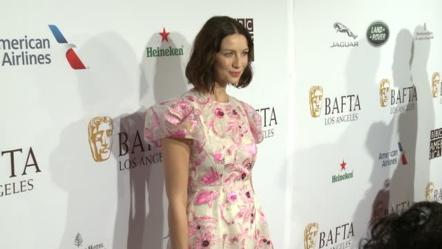 Caitriona Balfe at BAFTA Tea Party in Los Angeles CA